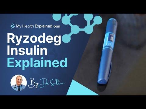Reglas y características de la insulina