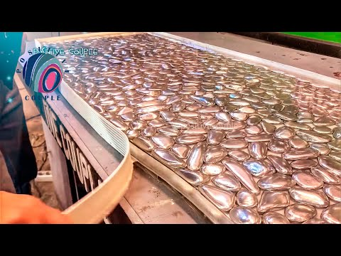 10 Most Amazing Epoxy Resin And Wood River Table ! Awesome