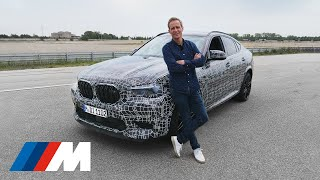 YouTube Video sOxxvp6y2zU for Product BMW X6 M & X6 M Competition Crossover (G06) by Company BMW in Industry Cars
