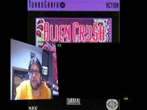 Alien Crush Wii