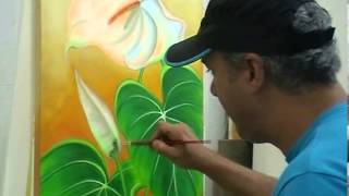 Veladura e Gotas por Maneco Araújo