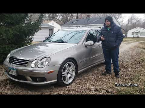 Download Modern Day Performance For Less Than 7k - 2005 Mercedes Benz C55 AMG HD Mp4 3GP Video and MP3