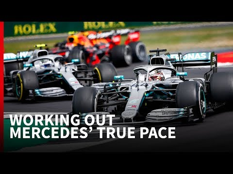The fears Mercedes is playing with its F1 rivals