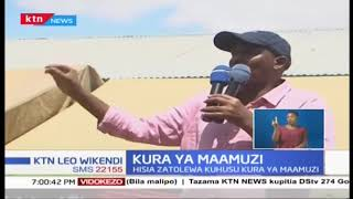 Duale asema Aukot ana kibarua katika kura ya maamuzi