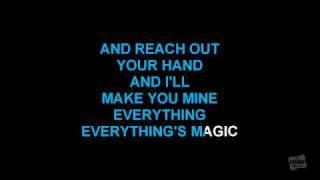 Everything's Magic in the style of Angels & Airwaves karaoke lyrics