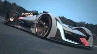 Bugatti Vision GT & HYUNDAI N 2025 Vision GT