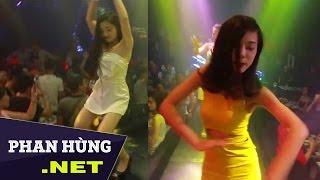 Quẩy Tung Bar Cùng Nữ Cơ Trưởng Xinh Đẹp - DJ Nonstop 2019 - Nhạc Sàn Cực Mạnh 2019 ✔