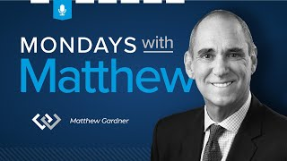 "Introducing: ""Mondays with Matthew"""