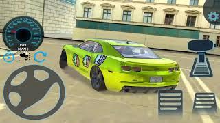 Camaro SS Drift and Driving Simulator - New Android Gameplay HD