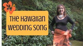 The Hawaiian Wedding Song Dance
