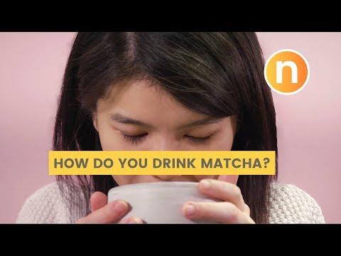 How Do You Drink Matcha [Nyonya Cooking]