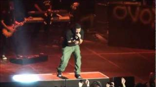 Drake - I'm Goin In (Live) (HD) University of Illinois Urbana, Champaign