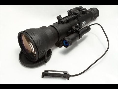 Armasight Trident nakts redzamības optikas apskats