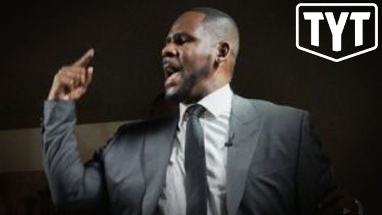 R. Kelly's Meltdown Shows He Can't Dodge Punishment This Time thumbnail
