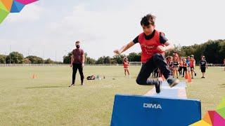 Kinder Joy Of Moving Athletics Day : Venez vous amuser en découvrant l'athlé !