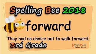 3rd Grade Spelling Bee Training Video