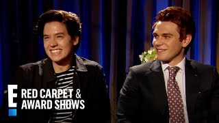 """""""Riverdale"""" Cast Were Fans of """"The Suite Life of Zack & Cody"""" 