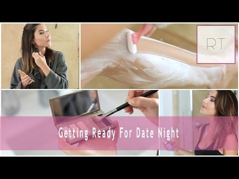 Getting Ready For Date Night | Rachel Talbott