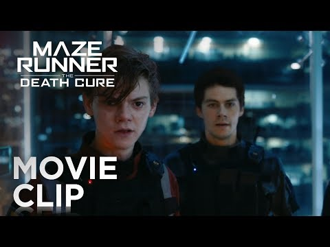 Maze Runner: The Death Cure (Clip 'Any Ideas')