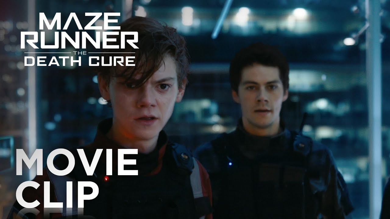 Maze Runner: The Death Cure - Any Ideas