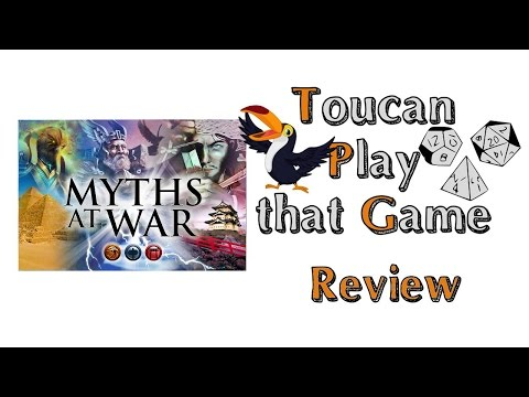 Myths at War - Review
