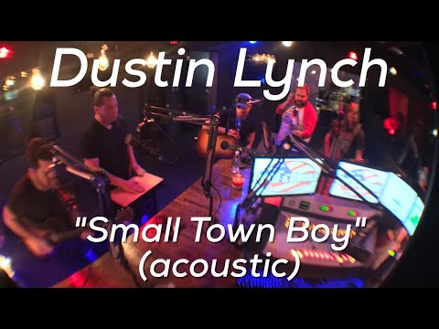 Dustin Lynch - Small Town Boy (acoustic)