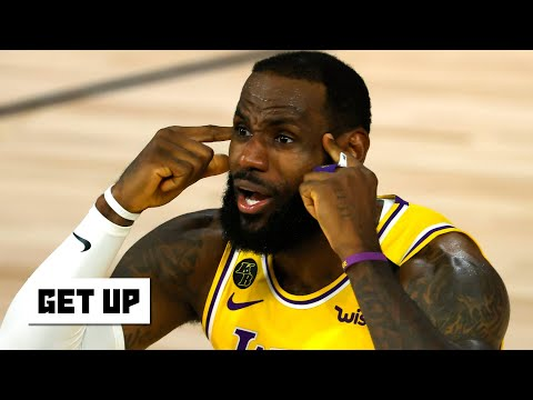 How can LeBron and the Lakers stay motivated in the bubble? | Get Up