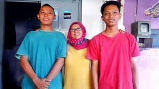 Pasutri Asal Jogja Beri Nama Anak Kembarnya 'Republik Indonesia', Dipanggil 'RI 1' dan 'RI 2'