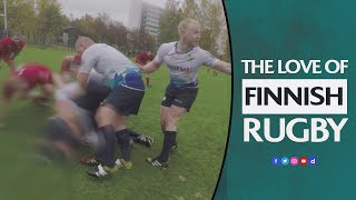 World Rugbyn raportti Suomesta  - etsimme uusia pelaajia