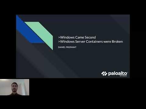 CNCF Live Webinar: Windows came second