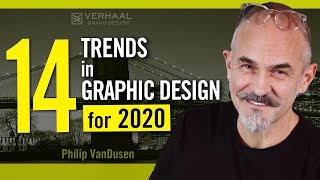 14 Trends In Graphic Design For 2020