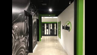 Environmental Graphics Project For TradeRev Toronto