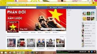 Hướng Dẫn Khóa Avatar Facebook, Không cho người khác xem cmt cũng như like.