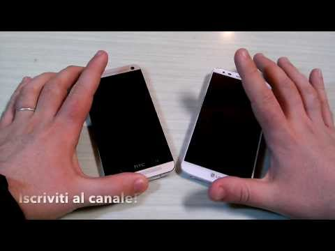 HTC One vs LG G2, Android 4.4 Kit Kat ufficiale a confronto