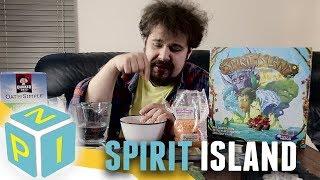 Spirit Island Review   Colonial Boogaloo