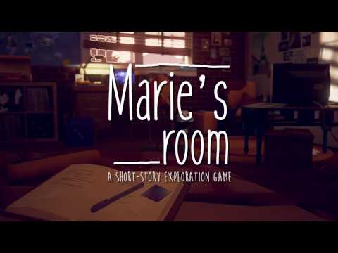 Marie's Room - Steam Greenlight trailer thumbnail