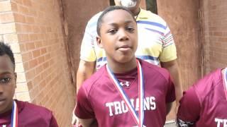 DOT Trojans City Runner Ups