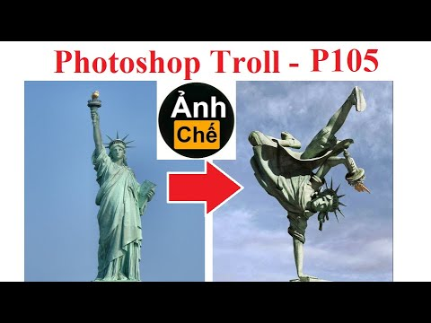💥Ảnh Chế  – Funny Photos (P 105) , Photoshop Trolls, Fjamie013, Liberty Enlightening the World