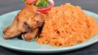 Delicious Jollof Rice Tutorial