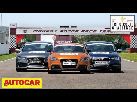 Audi Tri-Circuit Challenge   Powered By Autocar India   Full Episode