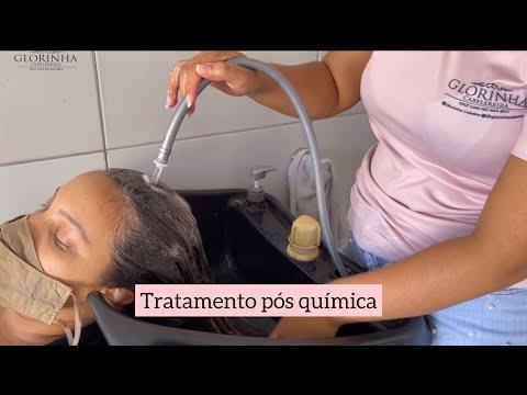 Tratar cabelos danificados