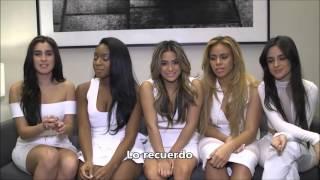 Fifth Harmony WHO SAID IT Challenge [SUBTITULADO]