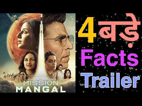 Mission Mangal Trailer Out Now, Akshay Kumar के Trailer में होने वाली है यह खास चीज़े