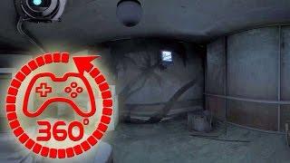 Видео 360 - Эвакуация, Portal 2