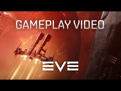 EVE Online Showcases the Game for a 2019 Audience