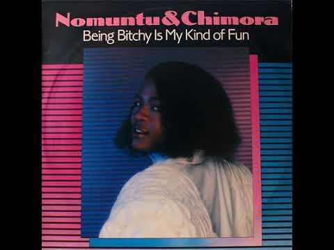Nomuntu & Chimora - Save Me (1989)