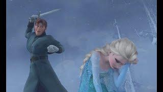 【谷阿莫】女王的秘密使她變成眾矢之的,直到妹妹犧牲自己救了她《冰雪奇緣》