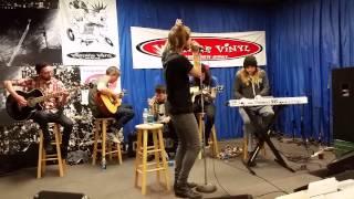 Chiodos 3AM (acoustic at Vintage Vinyl 4/17/14)
