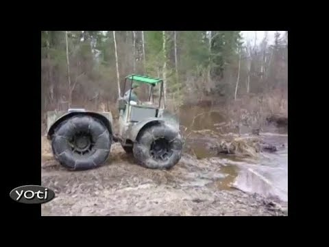 Extreme Off-road Vehicles Of Siberia (Prt 2)