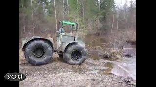 Extreme off-road vehicles of Siberia (Prt 2)